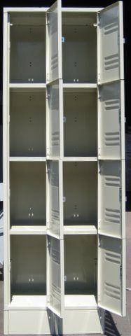 Small Lockers (4 Tier) - Image 2