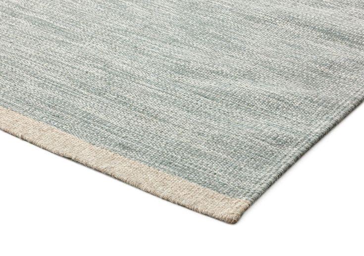 Produktbild - Island, Handvävd matta