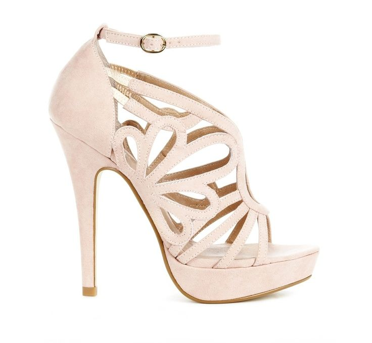 : Cutouts, In Love, Fashion, Wedding Shoes, High Heels, Blushes Heels, Cut Outs, Blushes Cut, Sole Society