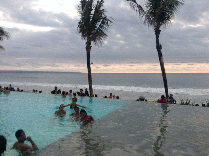 Potato Head Beach Club Seminyak Bali Indonesia