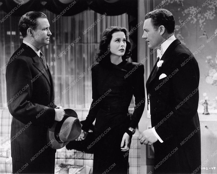 photo Hedy Lamarr Jimmy Stewart Come Live With Me 2579-14