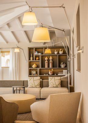 Molteni&C for the l'Hotel CalaCuncheddi in Sardinia @moltenidada