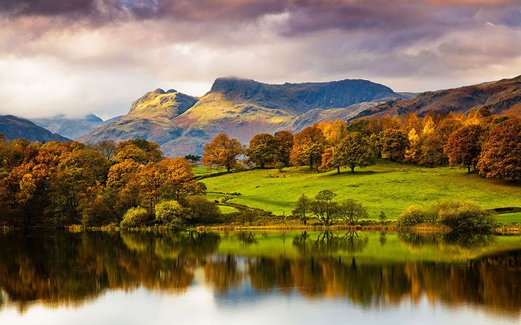 Ideas for an autumn weekend break in the Lake District, including details on hotels, pubs, and family-friendly walks