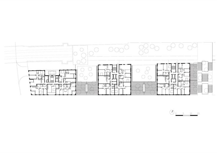 Image 17 of 21 from gallery of Terrace 9 / AZC. Floor Plan