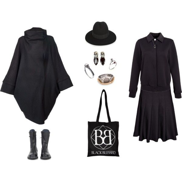 """""""Modern Witch"""" by black-blessed on Polyvore"""