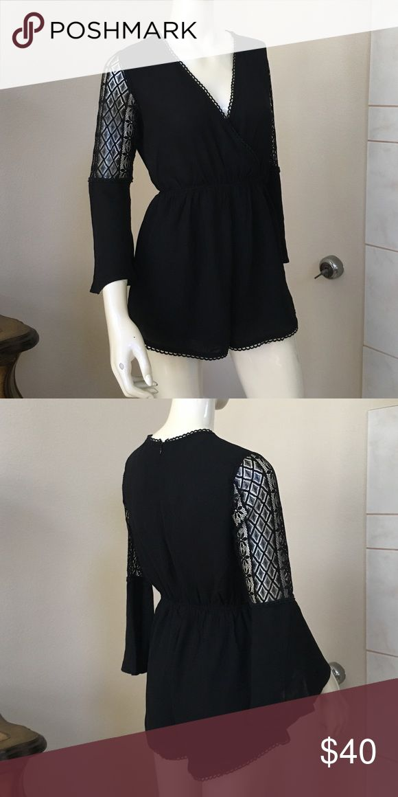 E-lady romper New with tags LF Dresses