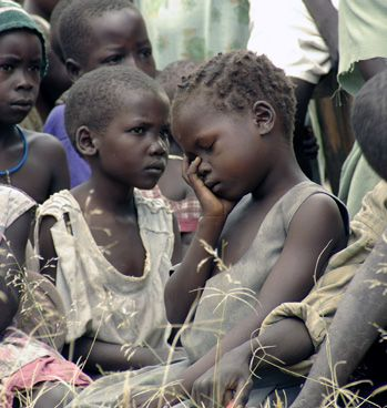 South Sudan have endured ferocious attacks by militant extremists, causing poverty and desperate need in their region.