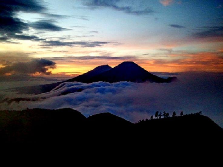Mount Prau Sunrise View