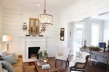 Getting the fixer-upper look doesn't mean you have to move to Waco and plunk down $100k on a dumpy pad so you can pour another $100k into it, ripping down walls, ripping up floors, and creating a masterpiece out of a piece of junk. But if you're loving the French country look achieved on HGTV's Fixer Upper every week, we have a few tips about how to DIY your own stuff or found items and turn your place into a Fixer Upper of the best kind.