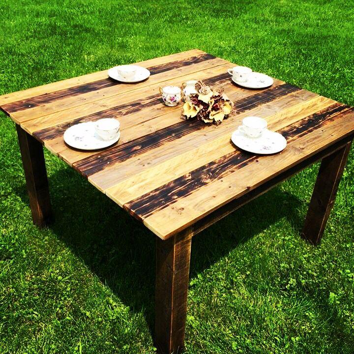 4u0027 X 5u0027 Table Organicrecreationsart@gmail.com