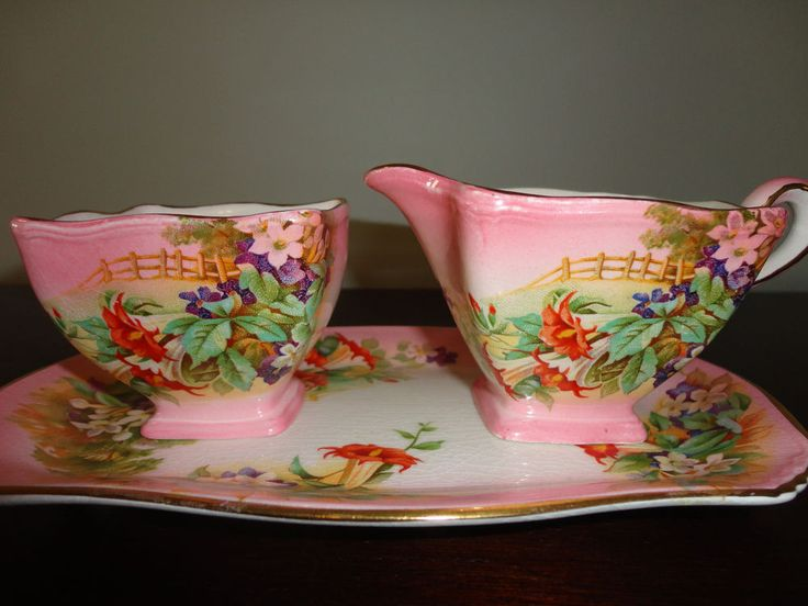 17 Best Images About Sugar And Cream On Pinterest Vintage China Sugar Bowls And Pottery