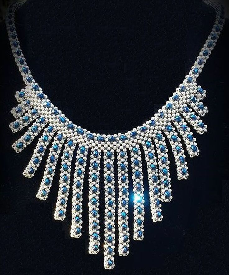 Princess Alexandra Tiara Necklace - Bead&Button Show
