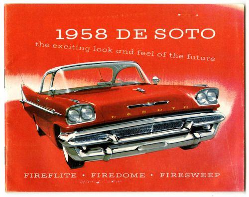 306 Best Desoto Images On Pinterest Vintage Cars