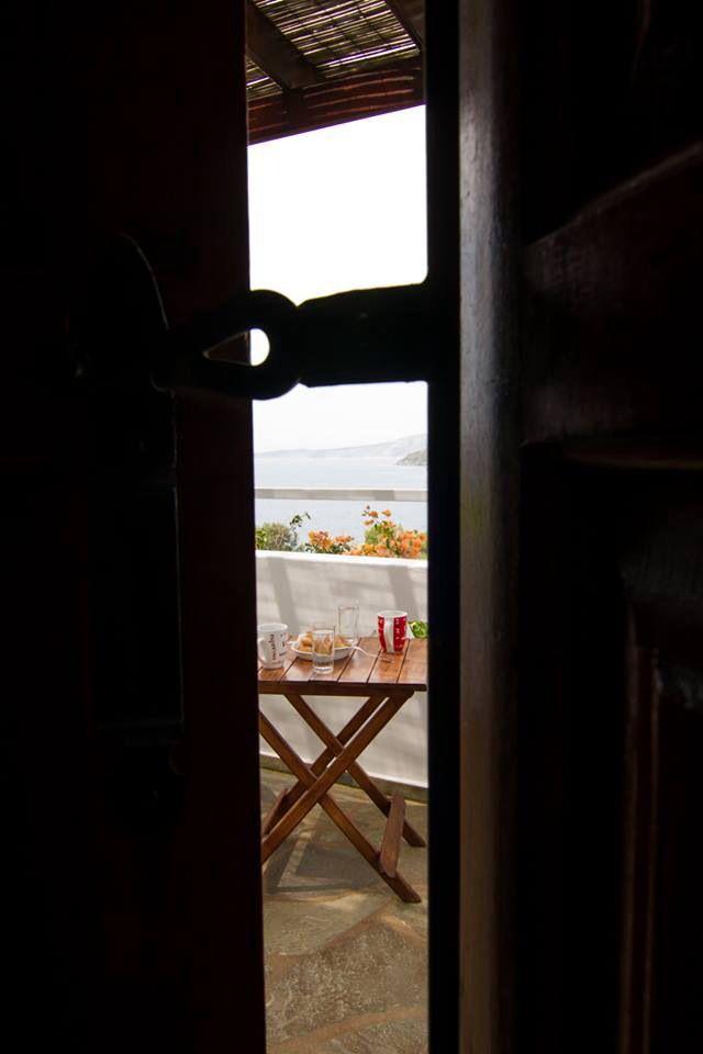 Great sea view @Skyros Thalassia Studios