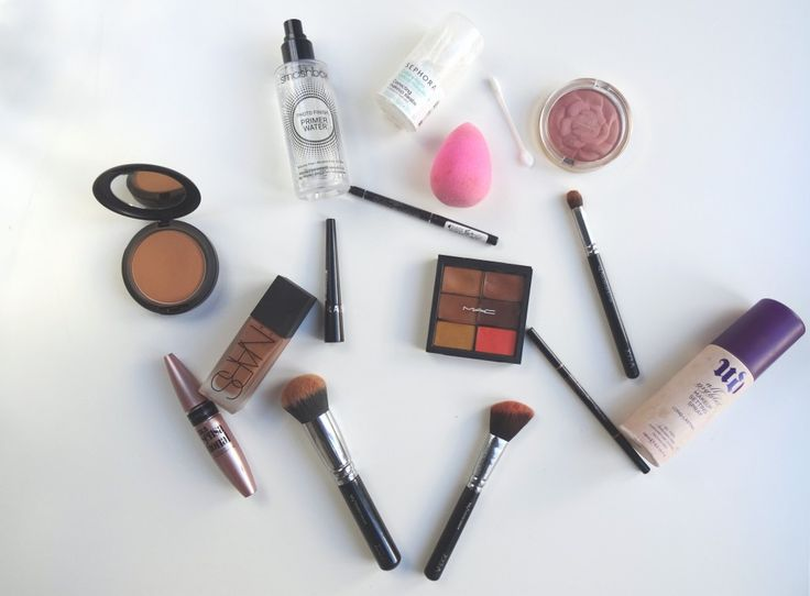 Makeup routine - The New Chick A simple and quick makeup