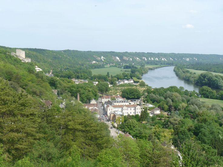 イル=ド=フランスの最も美しい村 ラ・ロッシュ=ギヨン La Roche-Guyon   パリ発フランス情報ハヤクー::hayakoo