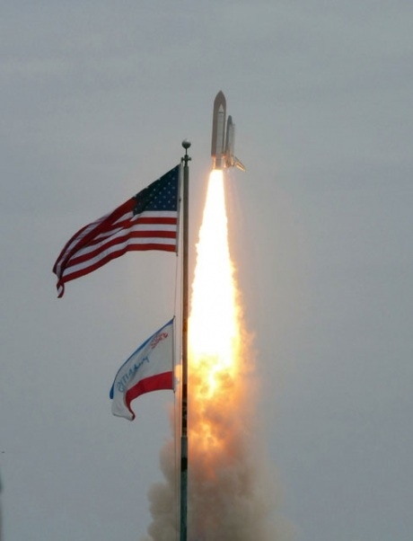 That Time I Wrote About Seeing the Last Shuttle Launch.
