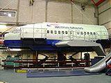 British Airways flight safety course
