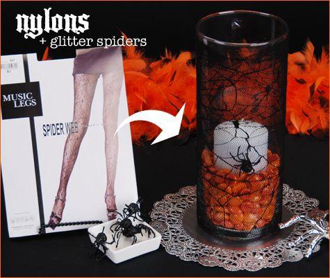 Halloween vase cover