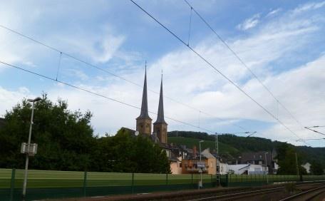 Train Station Koblenz-Güls