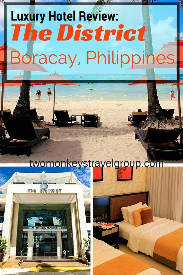 Located at the northwest tip of Panay island in the Western Visayas region of the #Philippines, #Boracay earned its spot on the map because of its white sand beaches and vibrant nightlife. It has received numerous international awards and recognitions, including being named as the best beach in Asia by TripAdvisor in its 2015 Traveller's Choice Awards.  This was my fourth trip to Boracay, and the island still continues to amaze me. #HotelReview #BestHotel #TwoMonkeysTravelGroup