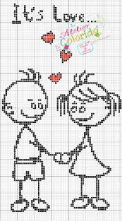 Atelier Colorido PX: Namorados 1!