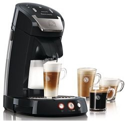 Philips Senseo Latte Select HD7854 Zwart