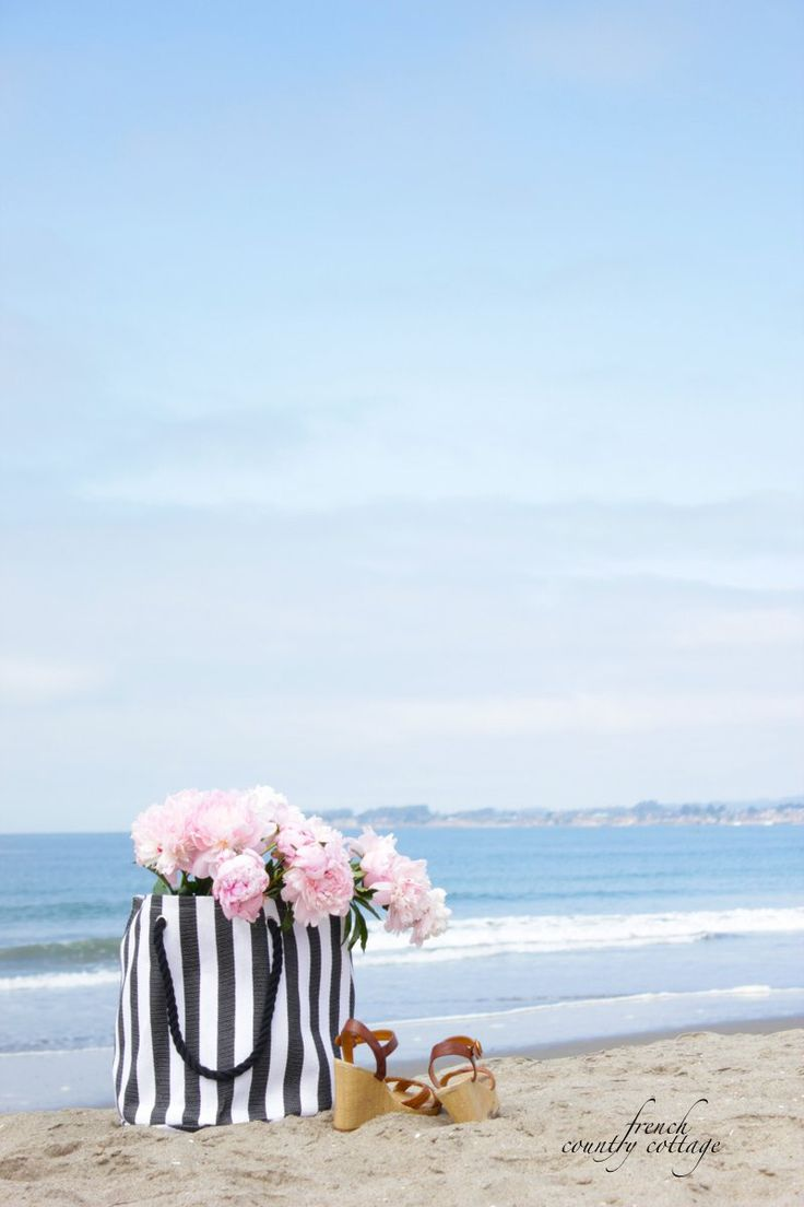 Weekend View~ Sand & Sea - FRENCH COUNTRY COTTAGE