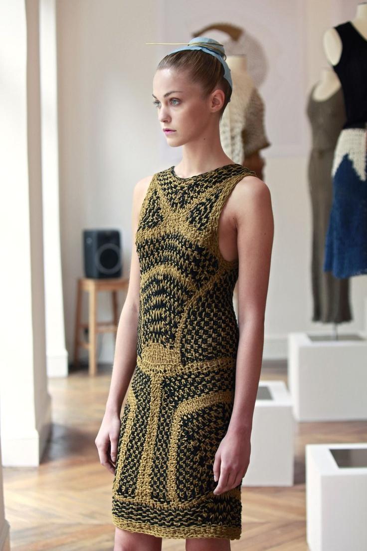 Alice Lemoine- Le Moine Tricote SS 2013