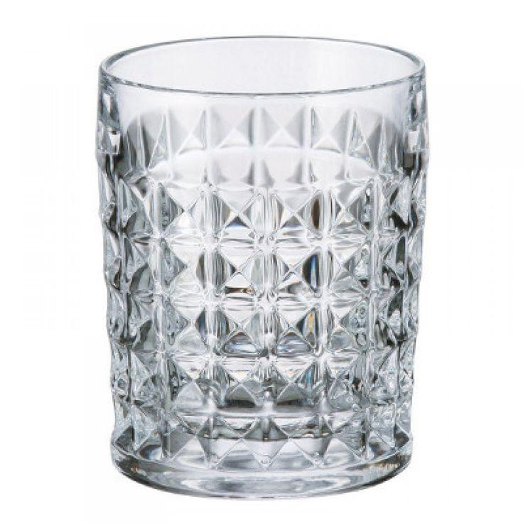 Pohár Diamond 230 ml (6ks)