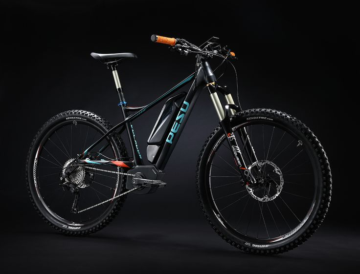 The E-Bike that Gives You the Best Riding Experience!