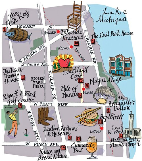 Rogers Park |    Chicago magazine        |  January 2016