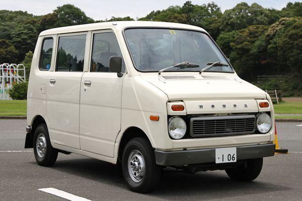1974 Honda Life Stepvan