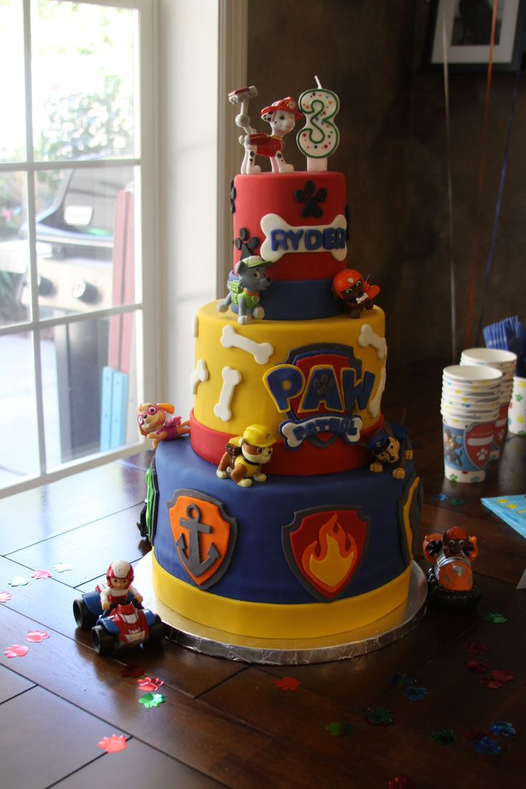Pin by Carrie Lea-Johns on Paw patrol party | Paw patrol ...