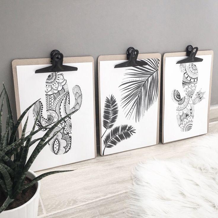 35 best noir et blanc images on pinterest black and. Black Bedroom Furniture Sets. Home Design Ideas