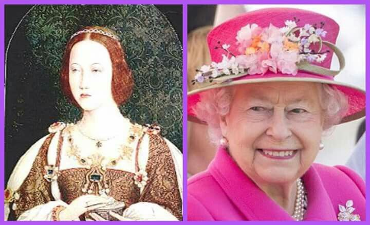 queen elizabeth and henry viii relationship