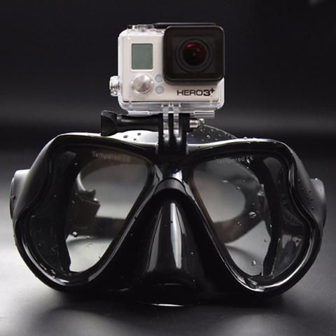 Professional Underwater Camera Diving Mask for GoPro