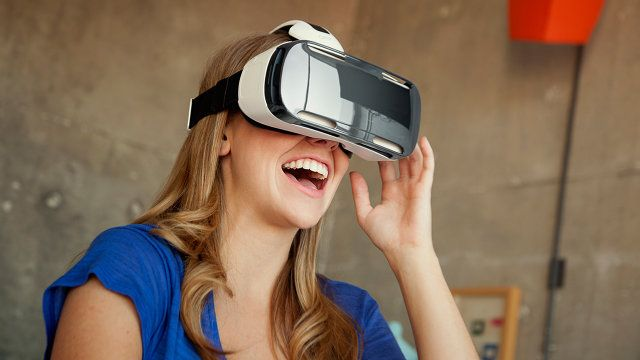 Hands-On With Gear VR: Samsung's Brave, Awkward Leap Into Virtual Reality | Fast Company | Business + Innovation