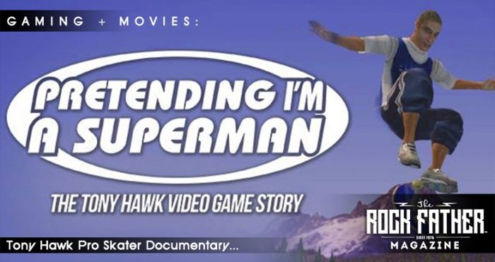 New Documentary Tells the Tale of the Tony Hawk: Pro Skater Series... via @therockfather