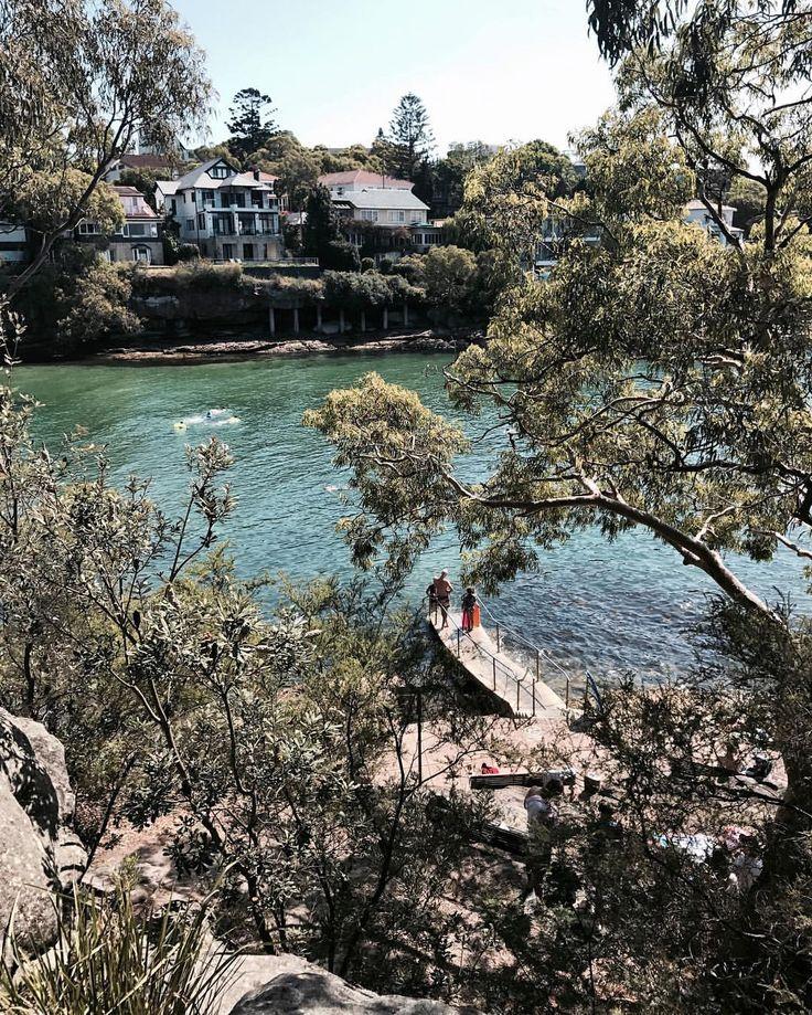 Bliss: Summer Sundays x #sydney #australia #zimmermann  (at Parsley Bay)