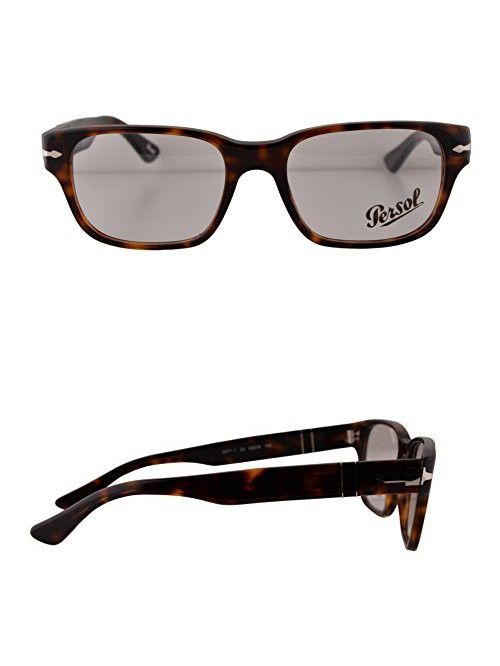 b030d82f3047b Persol PO3077V Eyeglasses 52-18-145 Havana 24 PO3077 (FRAME ONLY ...