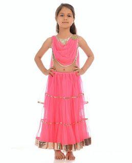 Kidology Designer Kidswear Dresses   Indian Designer Lehenga, Salwar Kameez, Frock and Kurta For Kids - Fashion Hunt World   That Makes You Different