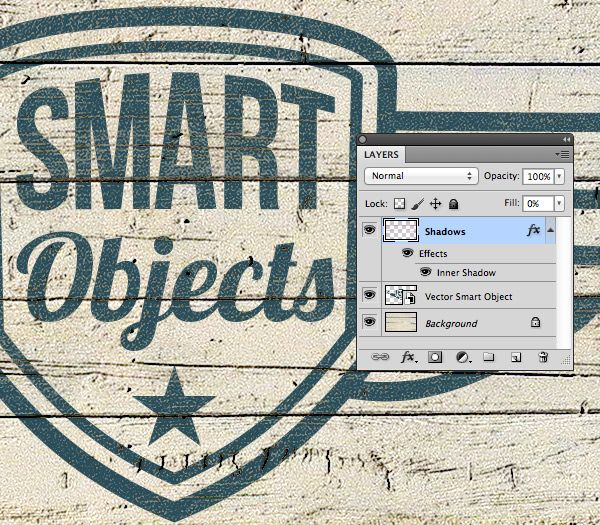 How to Create a Weathered, Painted Effect in Adobe Photoshop: In this tutorial by TutsPlus, the author guides us through the process of createng a nice weathered painted text effect using smart objects to maintain ful