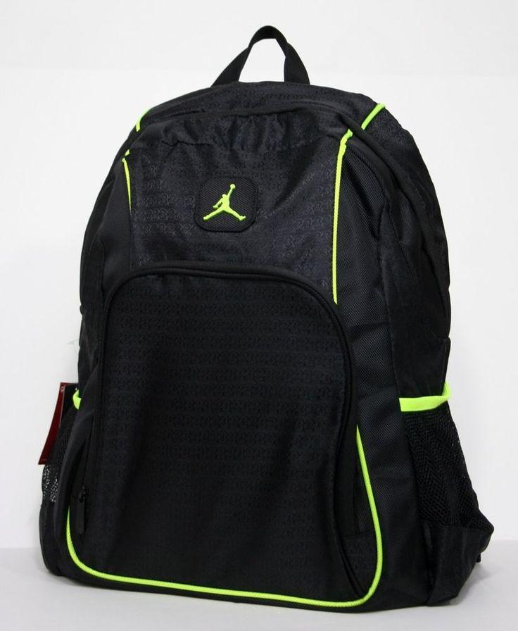 11 Best Jordan Backpack Images On Pinterest Backpacks