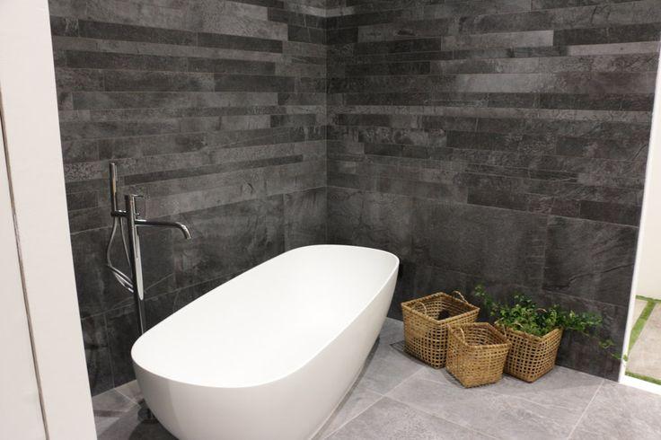 18 best Fliesen in Schieferoptik images on Pinterest | Bathrooms ...