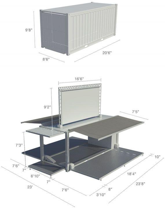 Steel Space www.54-11.com GLOBAL@Argentina.com Venta de #containers #maritimos…