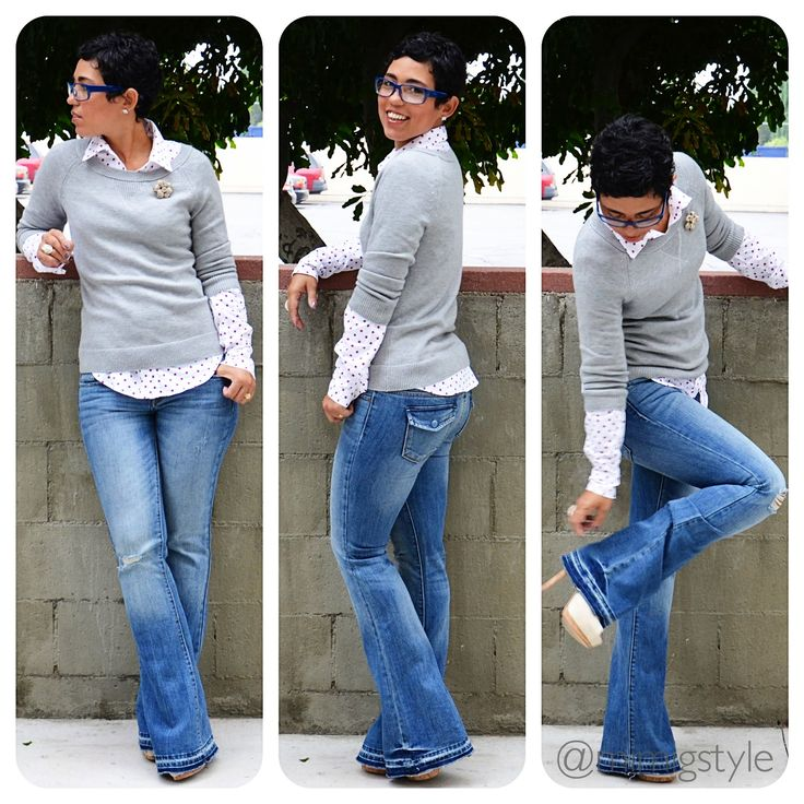 Todays Look: Classic Works For Me  Deets and Links at mimigstyle.com #Gap