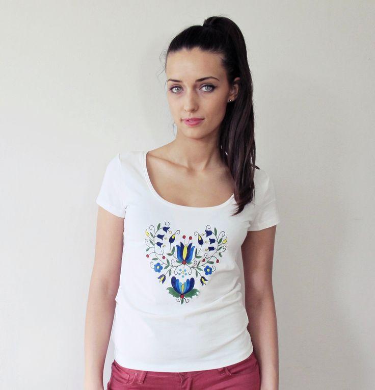 Koszulka Serce Kaszubskie