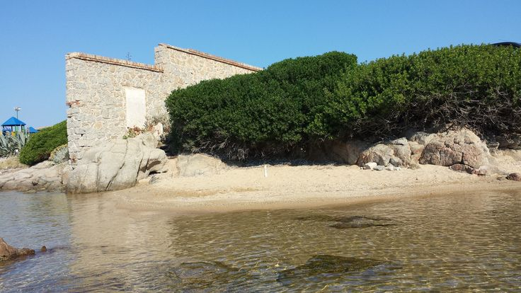 spiaggia piccola Punta Tegge