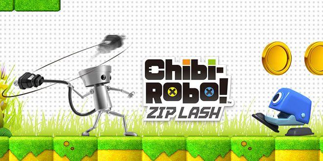 Chibi-Robo! Zip Lash Nintendo 3ds Game Review